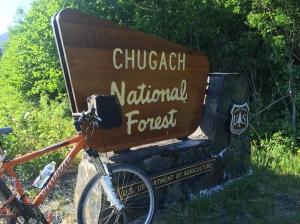 Chugach Forest